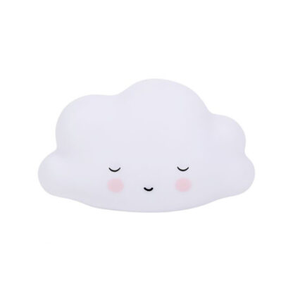 A Little Lovely Company lille lampe, sleeping cloud