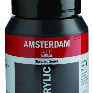 Ams std 702 Lamp black - 500 ml