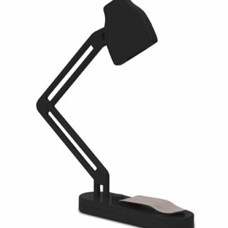 Boglys - Slim Book Lamp (Sort)