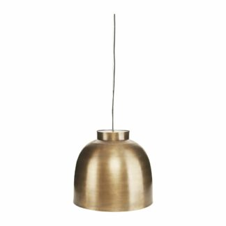 House Doctor Lampe Bowl - messing Ø35