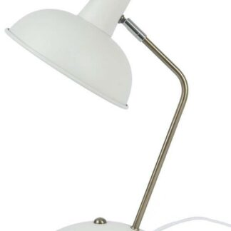 Leitmotiv - Table Lamp Hood - Metal Matt White