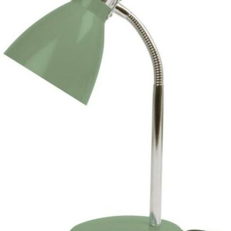 Leitmotiv - Table Lamp Study - Metal Jungle Green