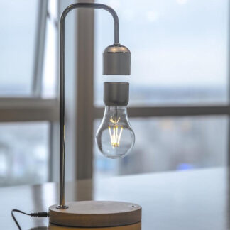 Magnetic Levitating Floating Bulb Lampe