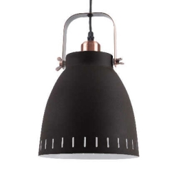 Mingle loft lampe - sort