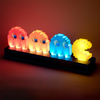 Pac Man Led Lampe