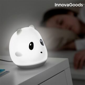 Panda touch lampe - genopladelig