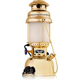 Petromax Electro HK500 Table Lamp, Brass