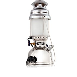 Petromax Electro HK500 Table Lamp, Chrome