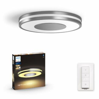 Philips Hue - Connected Being Hue Ceiling Lamp White Ambiance - Bluetooth - Aluminium