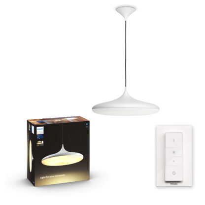 Philips Hue - Connected Cher Pendel Lampe - White Ambiance - Bluetooth