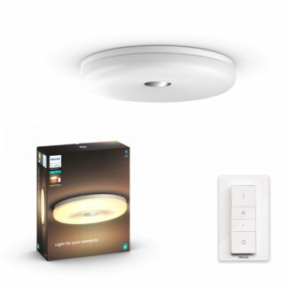 Philips Hue - Struana Ceiling Lamp White - White Ambiance - Bluetooth