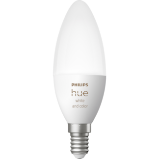Philips Hue WCA LED-lampe 5W E14 HUEWCAE14BT