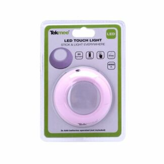 Pink Led Touch Lampe