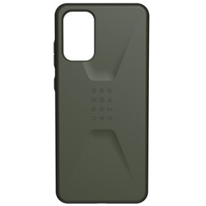 Samsung Galaxy S20 6.7 Civilian Cover Olive Drab - Mobilcover