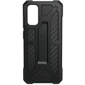 Samsung Galaxy S20 Monarch Cover Carbon - Mobilcover