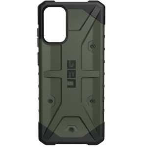 Smg Galaxy S20 6.7 Pathfinder Cover Olive Drab - Mobilcover