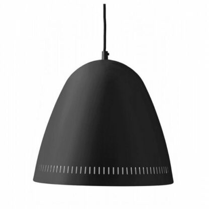 Superliving Lampe, Big Dynamo Mat, Almost Black