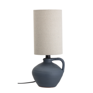 Table Lamp i Blå