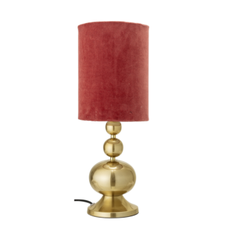 Table Lamp i Guld