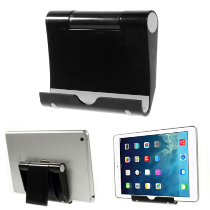 Tablet / Telefon Peacock Position Stander Sort