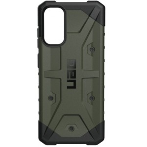 Uag Smg Galaxy S20 Pathfinder Cover Olive Drab - Mobilcover