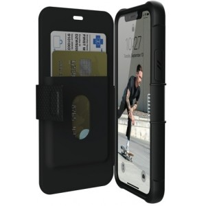iPhone 11 Pro, Metropolis Wallet, Black - Mobilcover