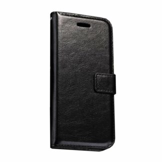 iPhone SE (2020)/8/7 Mobilcover m. Pung Wallet Leather Sort