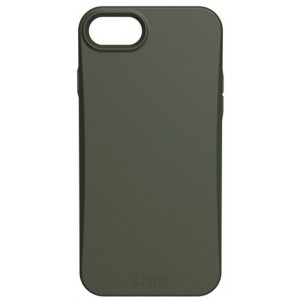 iPhone SE2/8/7/6 Outback Biodegradable Cover Olive - Mobilcover